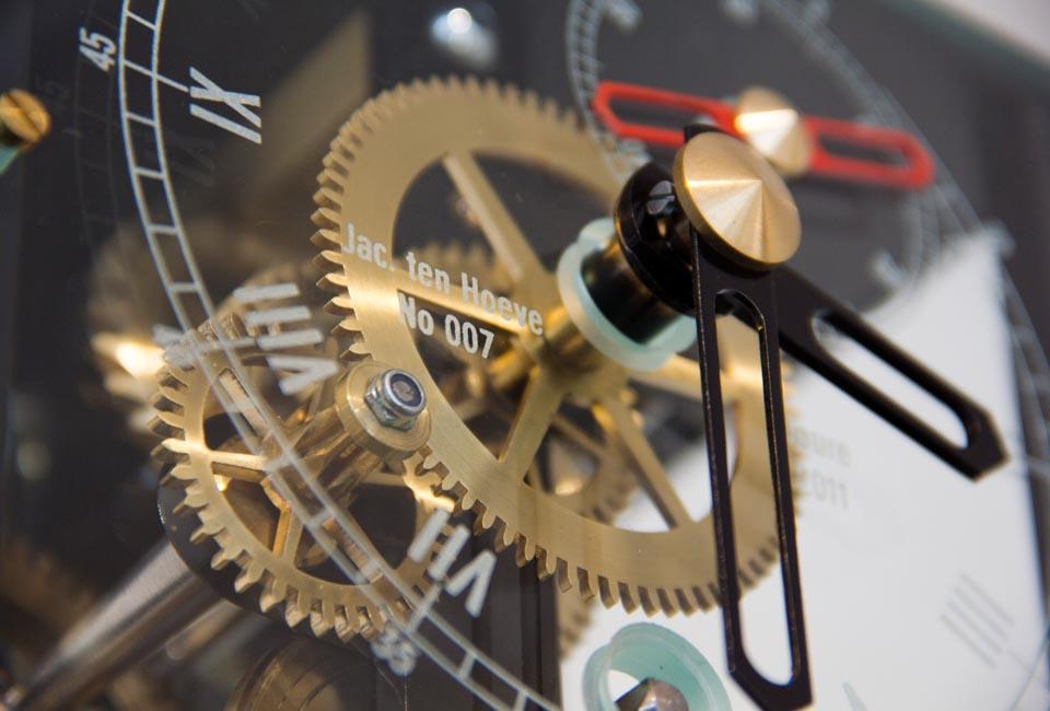 Design uurwerk De Lytse
